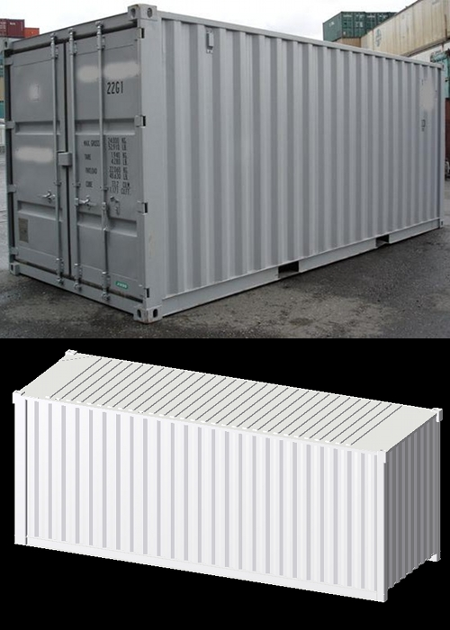 An adventure in non standard walls in vectorworks - Matson container homes ...